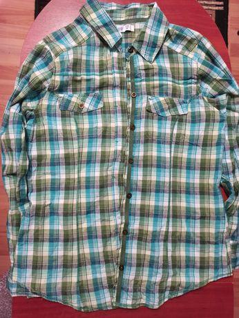 Рубашка женская х/б