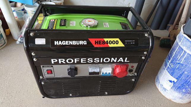 Agregat prądotwórczy Hagenburg HE84000