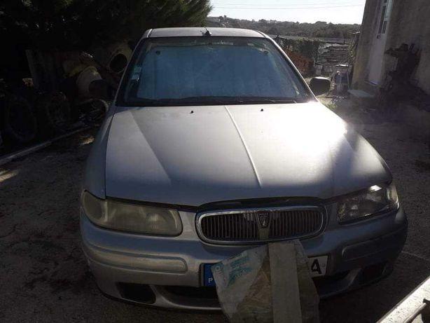 Vendo Rover 400 GSI