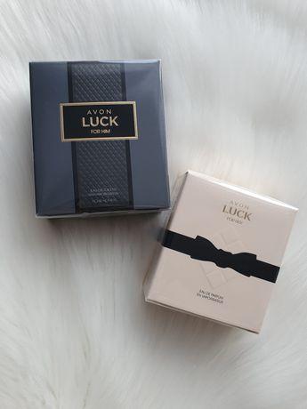 Avon Luck zestaw dla niej/dla niego