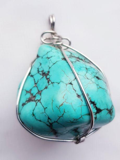 натуральный камень подвеска кулон