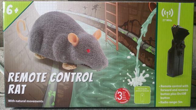 Игрушка Крыса на радио управлении