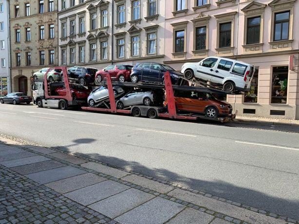 transport aut ze Szwajcarii / Szwajcaria do Polski / przewóz aut