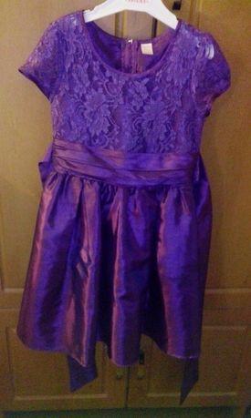 Платье нарядное фирменное-сост. нового-650 руб.