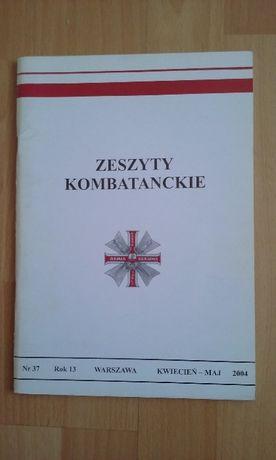 Zeszyty Kombatanckie kwiecień - maj 2004