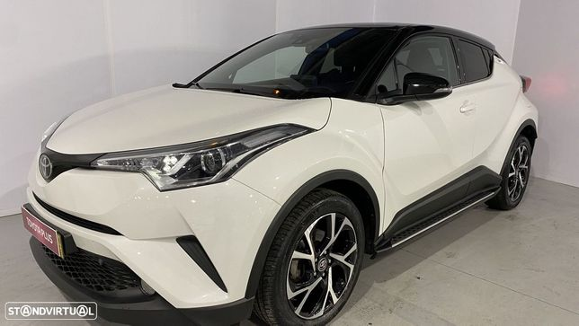 Toyota C-HR 1.2T Comfort+P.Style