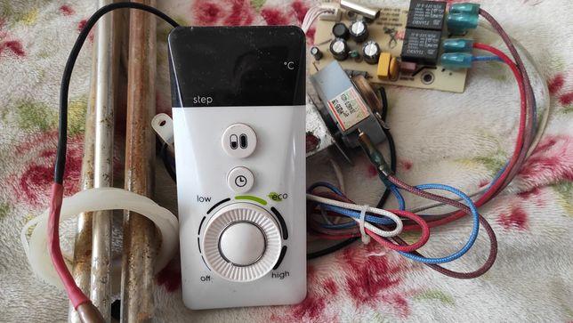 Электрическая часть и тены для бойлера электролюкс