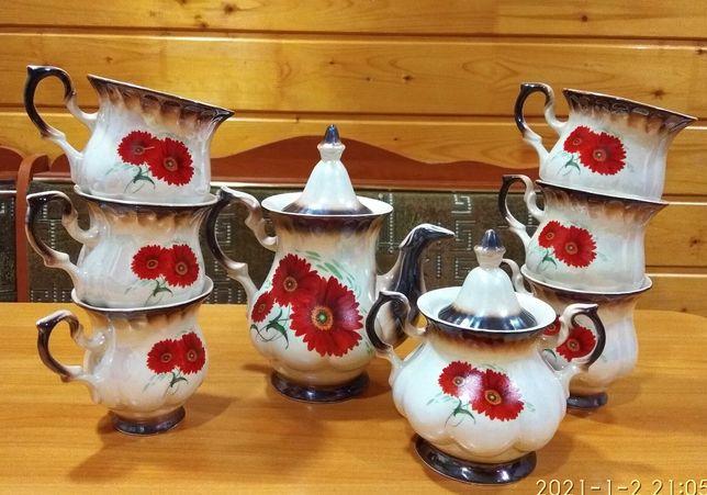 Сервіз чайний (сервиз чайный)