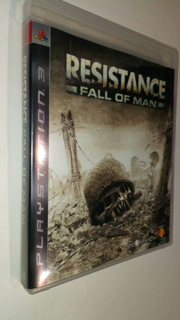 Gra PS3 Resistance Fall of Man gry PlayStation 3 Hit minecraft