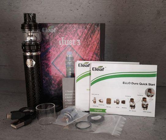Стартовий набір Eleaf iJust 3 Kit Black електронна сигарета вейп