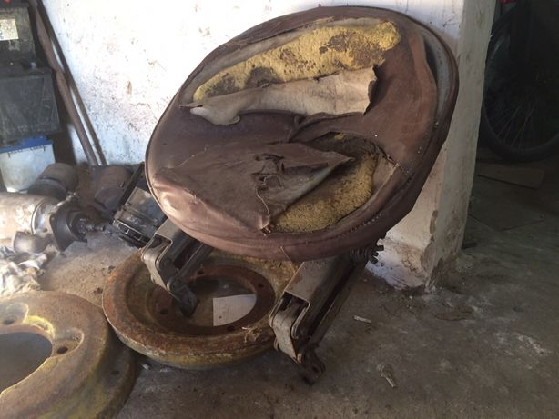 Fotel siedzenie ursus c-4011