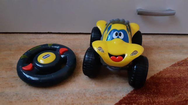 Zdalnie Sterowane auto autko chicco kierownica