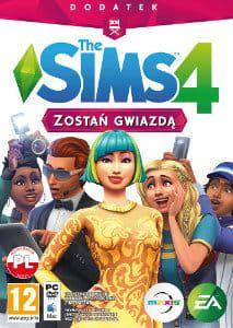 Dodatek do gry The Sims 4 Zostań gwiazdą PC Nowa Kraków