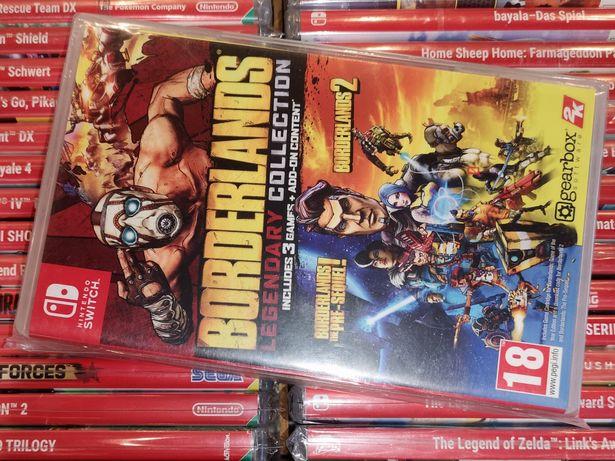 Borderlands Collection gra Nintendo Switch (możliwość wymiany)