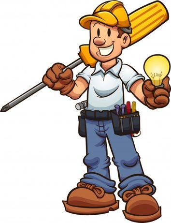Canalizador e Electricista