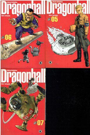 11765  Dragonball - Edição Definitiva de Akira Toriyama