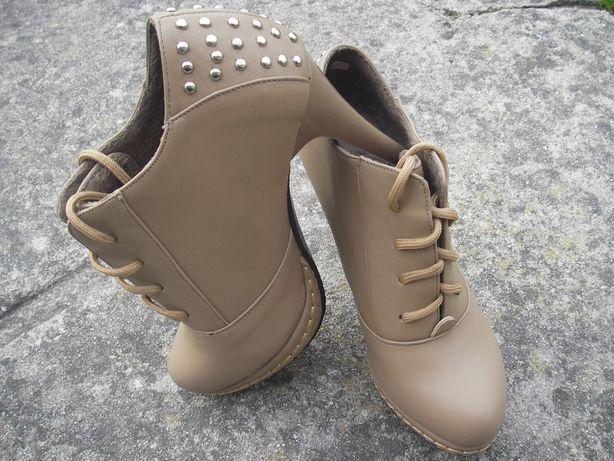 Sapatos36/salto/festa/casamento/Novos!