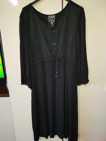 Sukienka dzianinowa 42