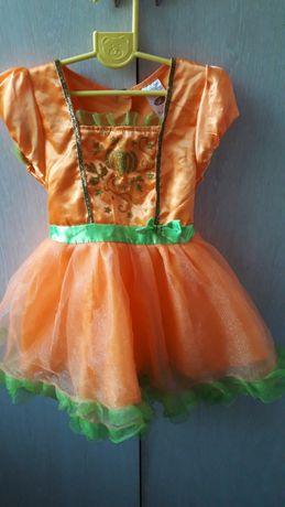 Карнавальный костюм Золушки, Тыковки,Принцессы, нарядное платье