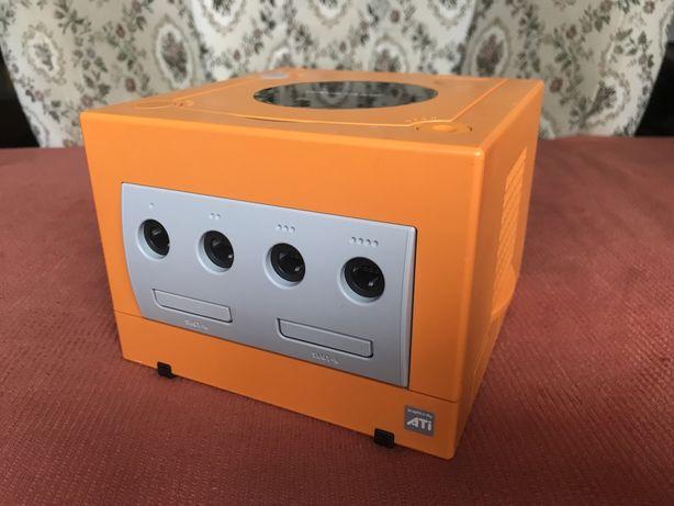 Nintendo GameCube Orange made in Japan