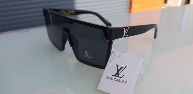 Óculos de sol LV Louis Vuitton Luxury Novos 2021 disponível em 2 cores