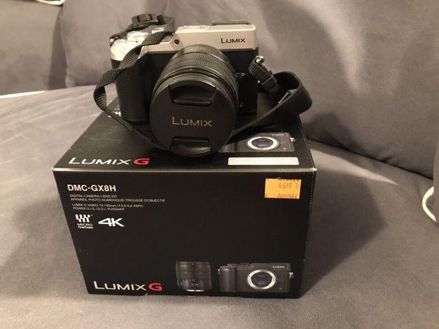Aparat Panasonic Lumix DMC-GX8H