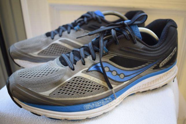 беговые кроссовки Saucony Everun р.45 29.5 см кросовки