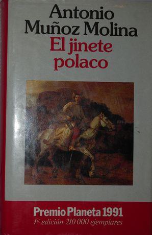 El jinete polaco - książka