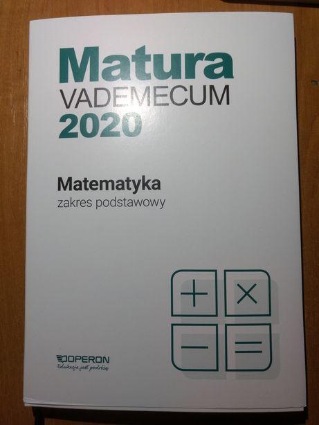 Matura. Matematyka. Vademecum 2020. Zakres podstawowy