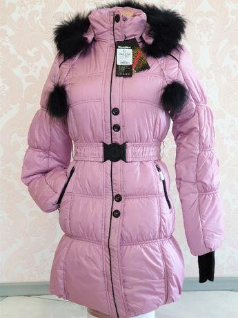 Куртка девочка 8,10,12,14лет(21207#)дівчинка, дитячий одяг