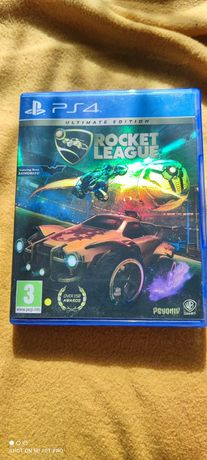 Rocket league Ultimate edition PS4 PlayStation 4