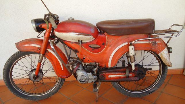 Motorizada Sachs Guizzo