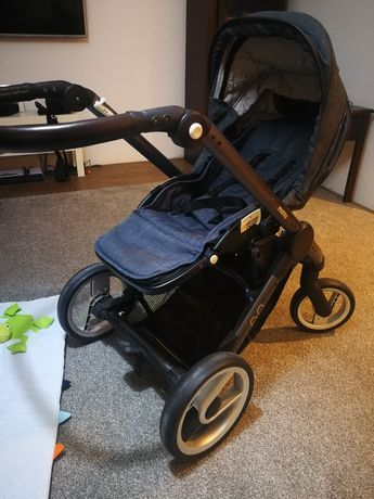 Wózek Mutsy Evo 3w1 Gondola+Spacerówka +Fotelik