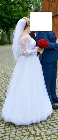 Suknia Ślubna Zaproponuj Cenę!