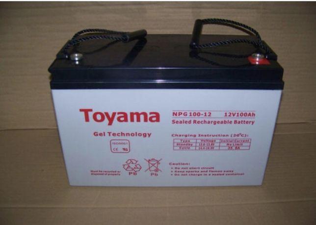 Аккумуляторы гелевые, тяговые, новые и б/у