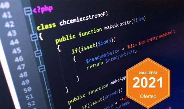 Usługi programistyczne. Programowanie PHP, SQL, JavaScript. Aplikacje
