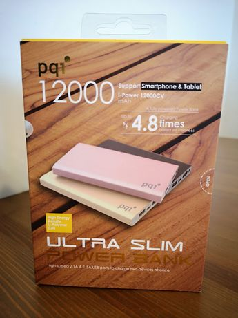 Power bank PQI i-power 12000 mAh NOWY