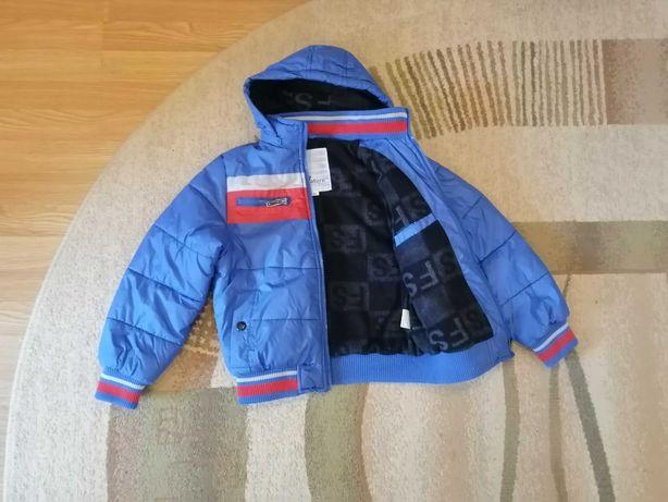 Продам зимову дитячу куртку.