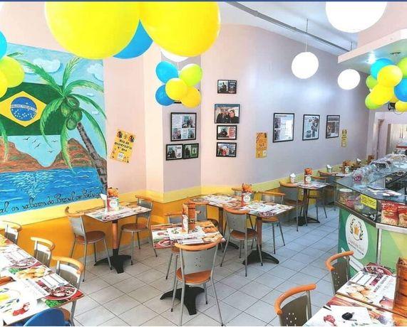 Trespasse MATOSINHOS CENTRO restaurante/cafe