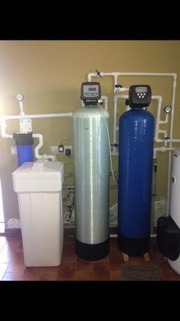 Очистка води. фильтри для води.