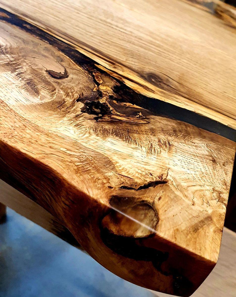 Stolik Kawowy stół Dąb jesion stelaż na zamówienie