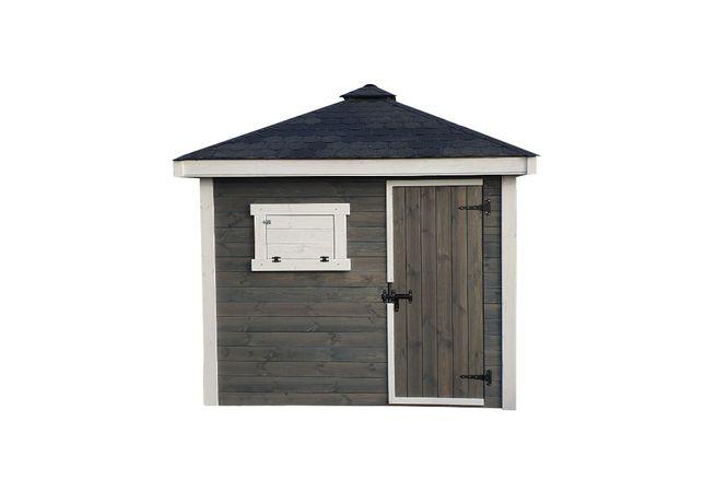 Domek narzędziowy drewutnia altana domki narzędziowe drewutnie 3x3m