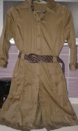 Платье халат.рубашка