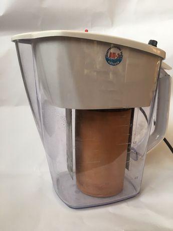 Активатор воды ап-1 с титановыми пластинами, води