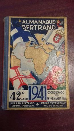 Almanaque Português dos anos 40