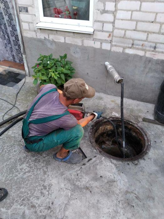 Чистка канализации Николаев, область. Нал.Безналичный расчёт Николаев - изображение 1
