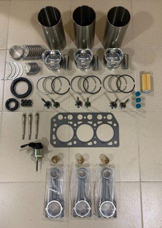 Запчасти для двигателей MITSUBISHI K3A K3B K3C K3D K3E K3F K4