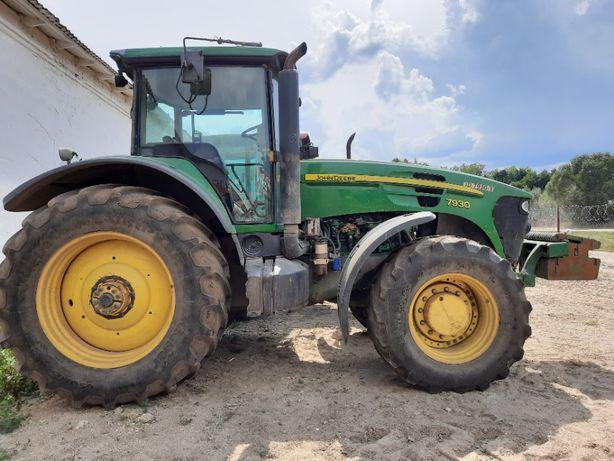 Трактор колісний John Deere7930, 2007 р.в.