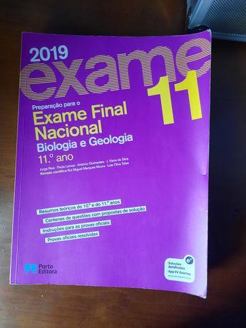 Preparação para exame nacional de Biologia e Geologia