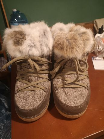 Śniegowce futerkowe